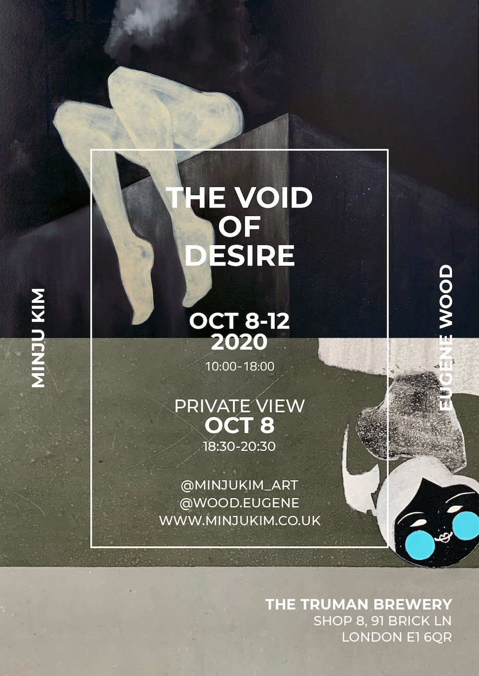The Void of Desire | Minju Kim X Eugene Wood