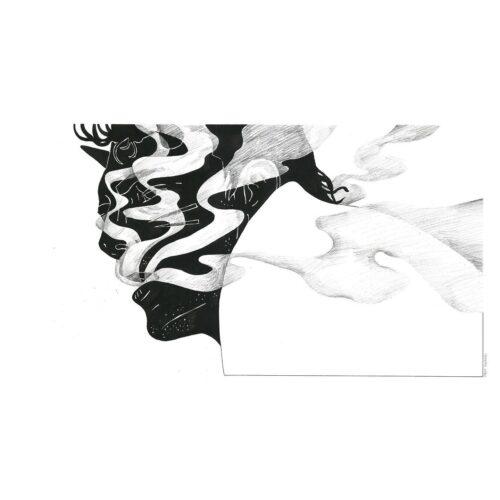 'Smoke' by Fabien Ghernati.
